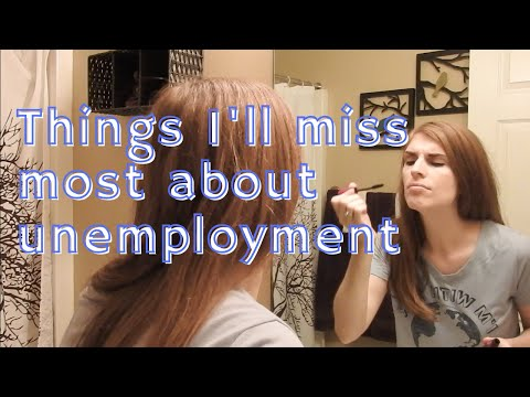 Top 18 Things I'll Miss About Being Unemployed