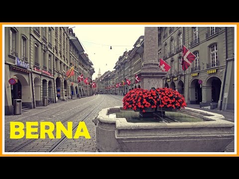 Top 10 Imprescindibles para visitar en Berna, capital Patrimonio Humanidad | Suiza 9# | Switzerland