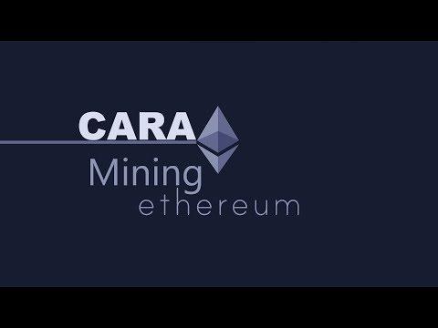 Cara Mining Ethereum Atau Menambang Ethereum