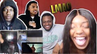 Zias And Blou Funny Moment | REACTION!!