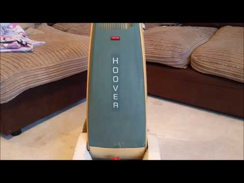 Hoover Convertible/Dial-A-Matic U1124A! - First Look and a slight service!