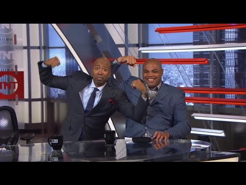 [Ep. 20/15-16] Inside The NBA (on TNT) Full Episode – Kenny and Barkley Mock LeBron & D. Wade
