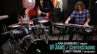 vfJams with Ana Barreiro and Carey Frank