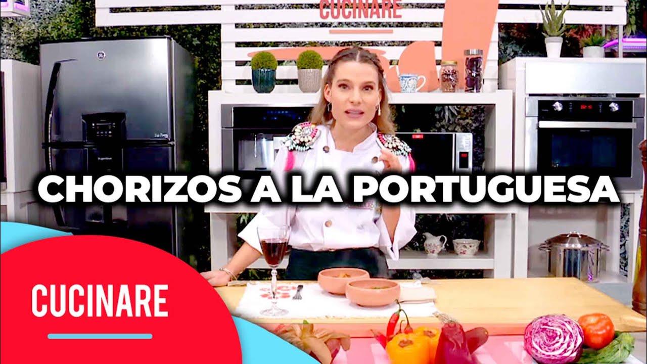 """Cucinare TV - """"Chorizos a la portuguesa"""""""