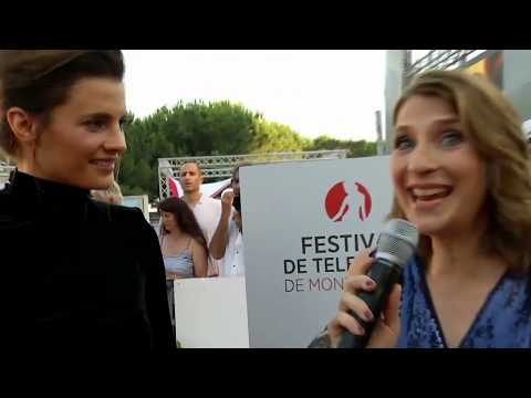 Stana Katic: Interview at the Monte Carlo TV Festival (Jun. 16, 2017) [HD]