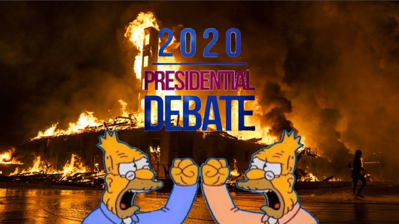 LIVESTREAM - with Liberty Review - We Discuss Presidential Debate Topics While Rome Burns