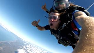 Skydive Mission Beach 18.07.2017