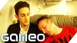 Benimmcheck Flugzeug | Galileo Lunch Break