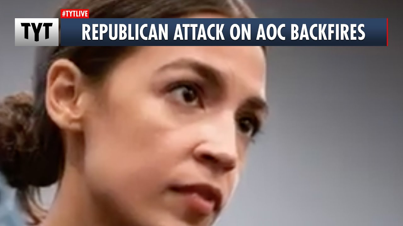 Who is Nancy Mace, and why is she in a fight with AOC?
