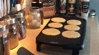 Meal prep Sunday and pancakes - Weight Watchers