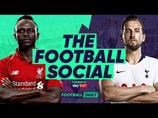 LIVERPOOL 2-1 TOTTENHAM | HUGO LLORIS ERROR GIFTS LIVERPOOL WIN | #TheFootballSocial