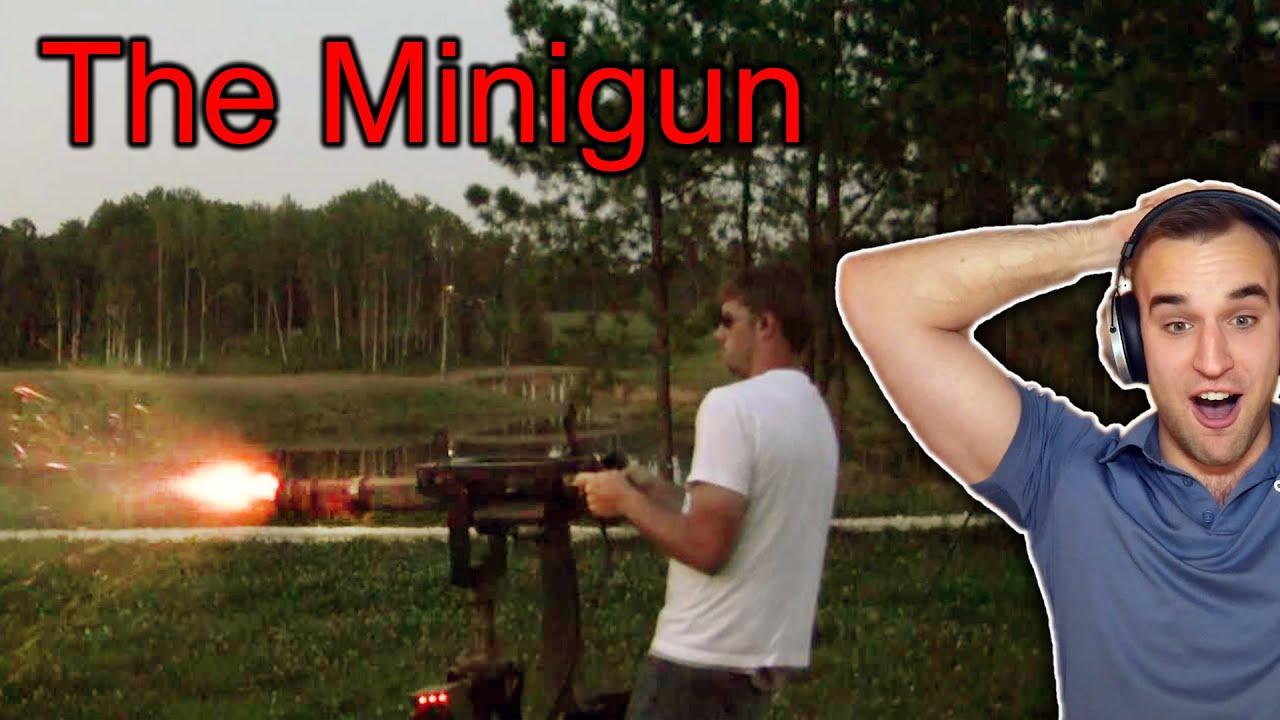 FPS Russia MINIGUN?! (Estonian Soldier reacts)