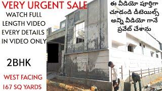 HMDA||House for sale||Uppal pe…