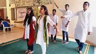 શેરી નાટક સ્પર્ધા || M B Patel Applied Science college presents Street Play