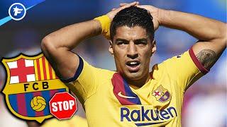 Le Barça se rétracte pour Luis Suarez | Revue de presse