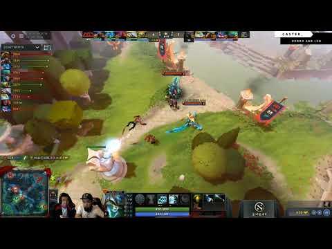Mineski vs LGD   Best of 5   Game 5   Dota 2 Asia Championship Grand Finals