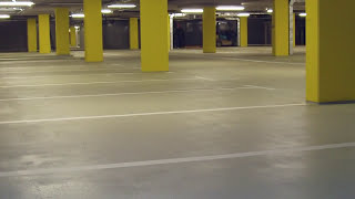 Podlaha v garáži - Sikafloor-264 Thixo