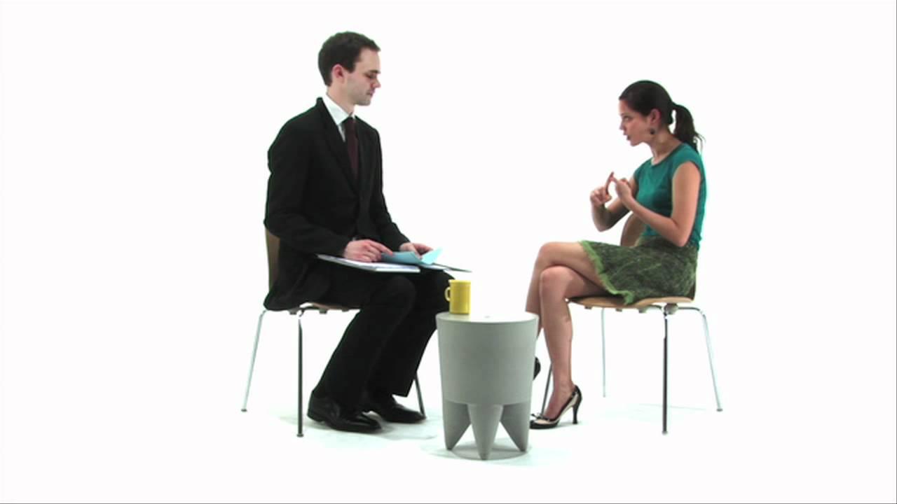 englisch lernen teil 35 - bewerbungsgespräch - youtube