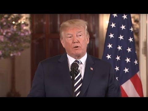 ترامب: بصمات إيران وراء جميع المشاكل  - نشر قبل 2 ساعة