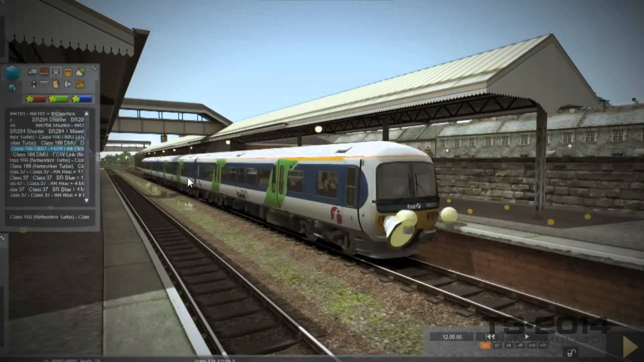 Download Train Simulator 2014: Steam Edition torrent free by