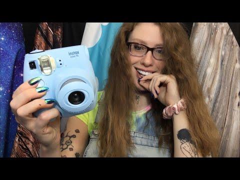 ASMR 90'S Photographer RP | Makeup, Hair, Clothes | Aussie Accent