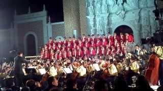OSEA TLAXCALA Concierto de navidad HALLELUJAH Handel