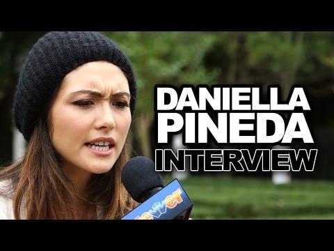 Daniella Pineda: