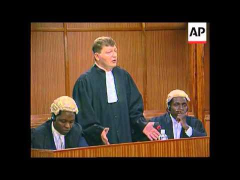 Tanzania - Rwanda genocide prosecution