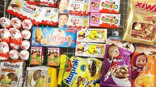 Все ищут этот трек.Сборник.A Lot of Candy, Киндер Сюрпризы Маша и Медведь,Щенячий Патруль, Фиксики