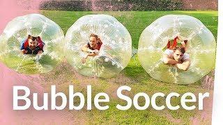 Bubble Soccer – Fußballtraining für Viva con Agua | Kliemannsland