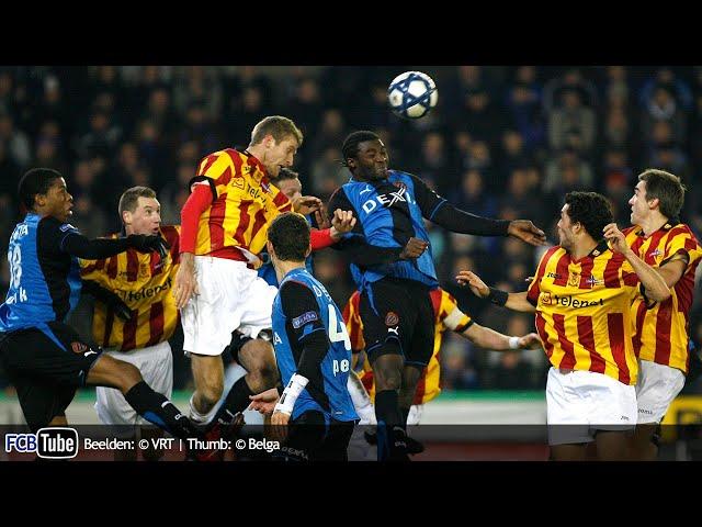 2009-2010 - Jupiler Pro League - 18. Club Brugge - KV Mechelen 1-1