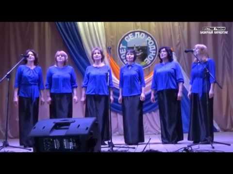 Синеглазая россияночка
