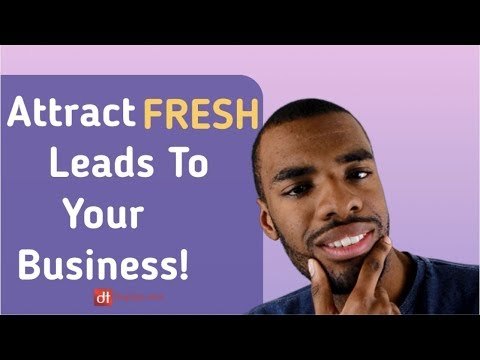 Lead Generation Strategy | How To Generate Leads Online | Email Marketing Basics