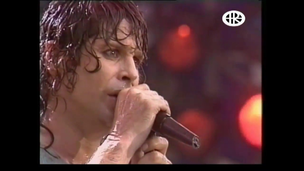 Ozzy Osbourne Shot In The Dark Live Moscow Peace Musical Festival 1989 Youtube