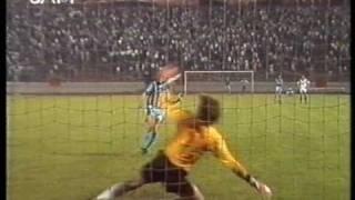 Elfmeterschießen Relegation 1988 Mannheim - Darmstadt
