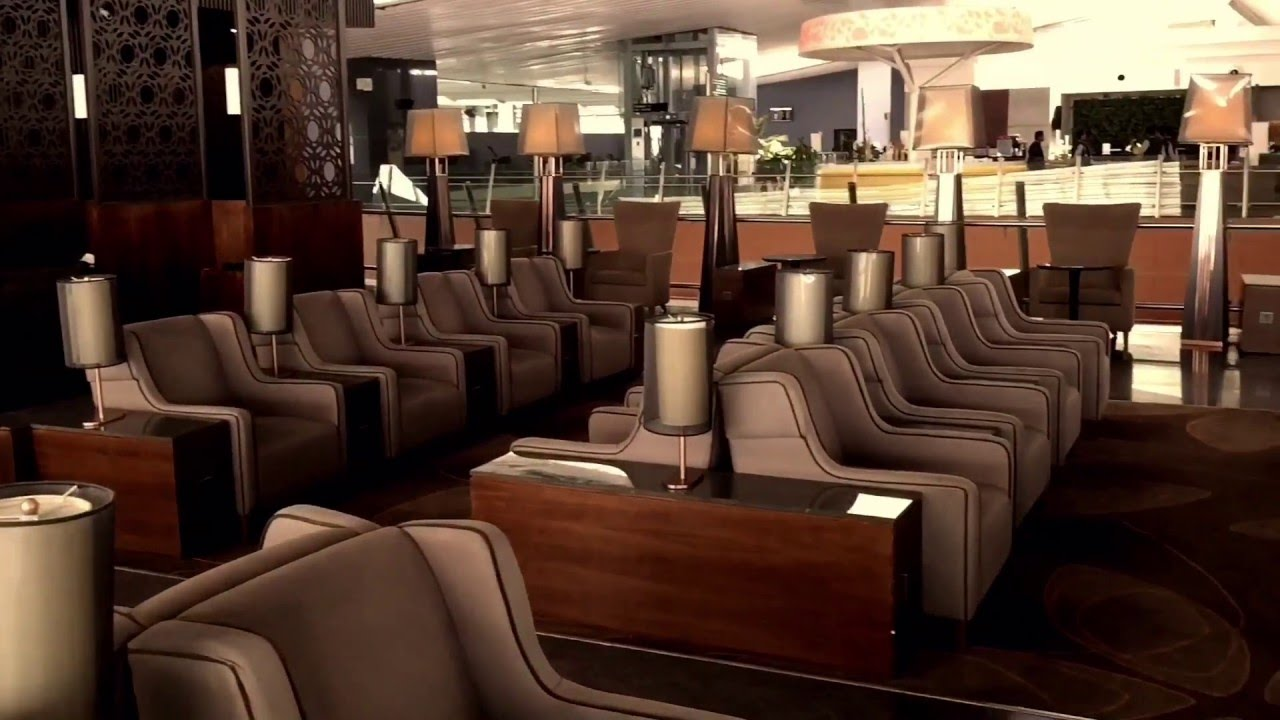 Image result for Premier Lounges - Jet Airways