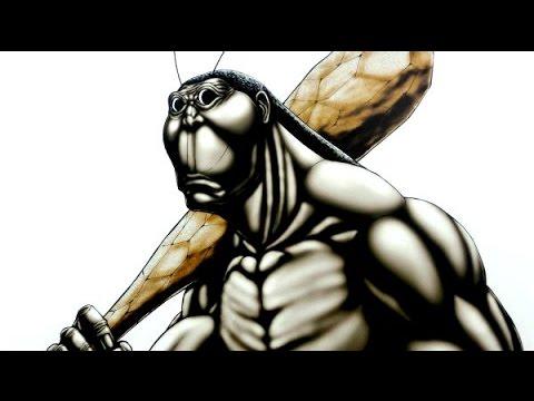 【テラフォーマーズ考察】ゴキブリは元々人間か