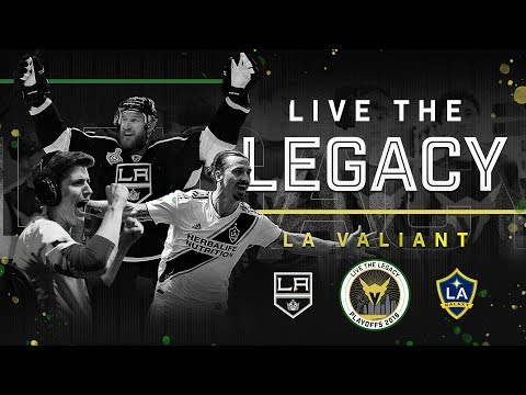 LIVE THE LEGACY | LA Valiant Inaugural Season Playoffs