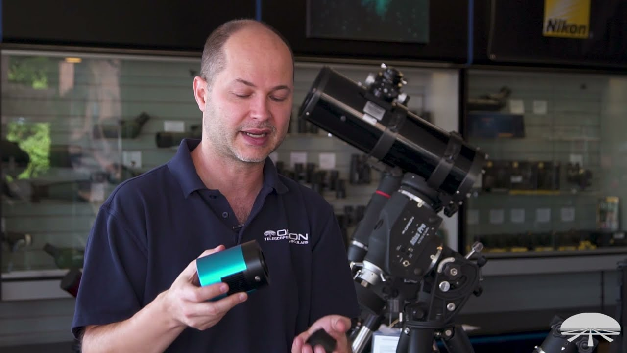 Overview of the Orion StarShoot G10 DeepSpace Color Imaging Camera - Orion  Telescopes