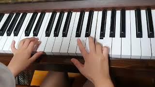 피아노 방문레슨 피아노하우스  노원지사 수업영상 4