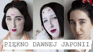 PIĘKNO DAWNEJ JAPONII ( Era: Asuka, Heian, Edo)