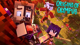 "Origins of Olympus #39 - ""The PEACH OF IMMORTALITY!"" (Percy Jackson Minecraft Roleplay)"