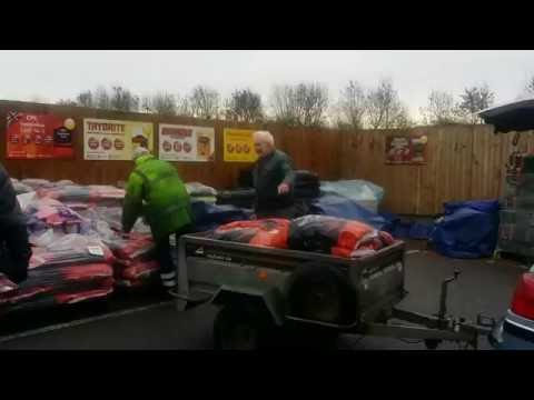 Buying Winter Coal at CPL Distribution! (Leicestershire, England, UK)