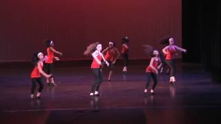 Belvoir Terrace - Girls Summer Dance Camp - Advanced Jazz