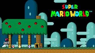 Super Mario World - Custom Music Mix [1 HOUR]