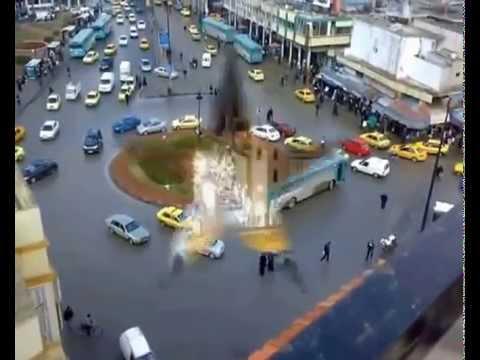 سورية حمص قبل وبعد .. Syrian Homs before and after