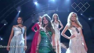 Irene Esser & Ariadna Gutierrez / Miss Universe