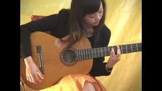 Đôi Mắt Huyền - Guitar Solo