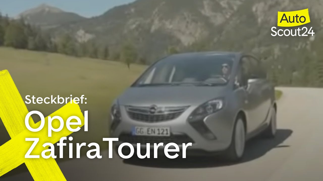 opel zafira tourer st hler cken youtube. Black Bedroom Furniture Sets. Home Design Ideas
