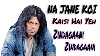 Bheegi Bheegi_James Hidi song || Na Jane  Koi Kaisi Hai Yeh Zindagaani || Full Audio